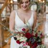 Bridal Photos at Valley View Farm  Photo by Tiffany Chapman Photography
